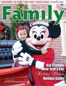 View Our Orlando Family Magazine December 2010 Issue