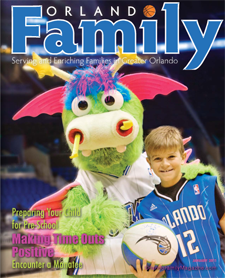 Click Area Below to View Our Orlando Family Magazine January 2011 Issue