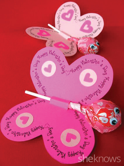 butterfly valentine cards   orlando family magazine
