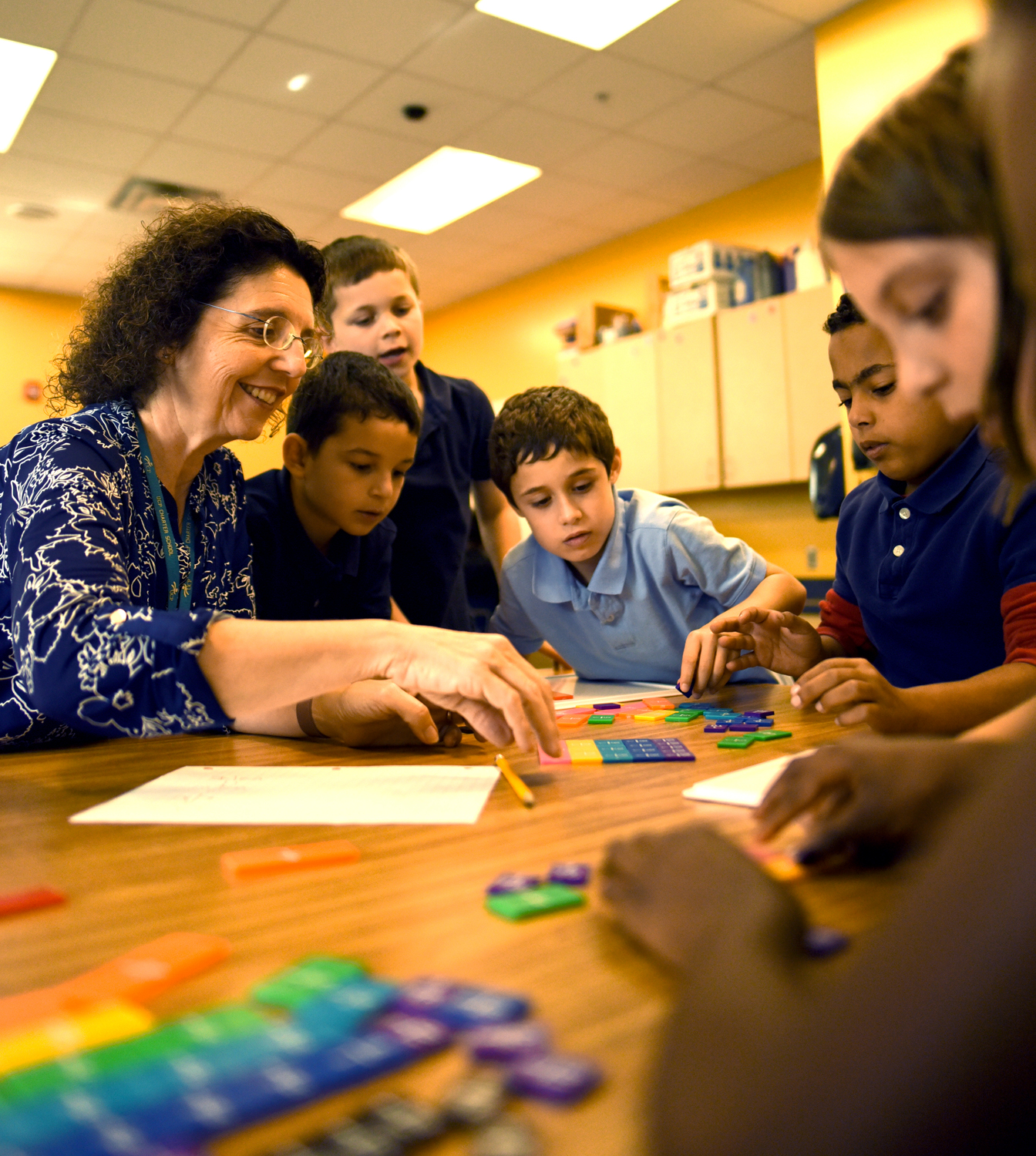 Re-Inventing Classrooms: Inclusion's Role In Academics